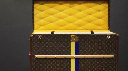 Louis Vuitton gaat de kunstzinnige tour op