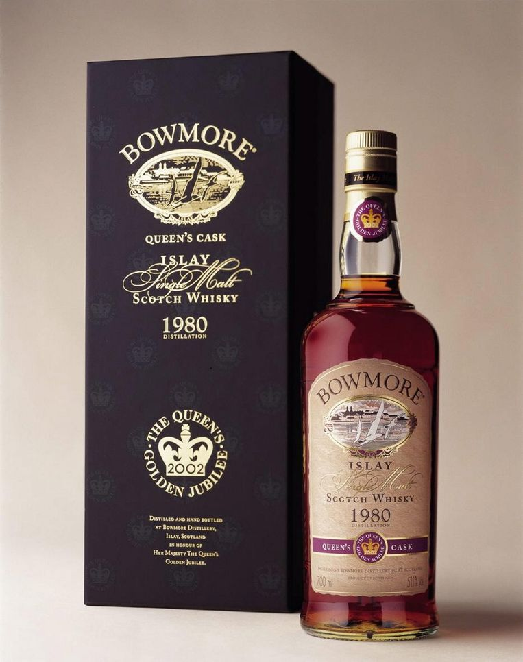 Archiefbeeld van een zeldzame Single Malt Scotch. Beeld anp