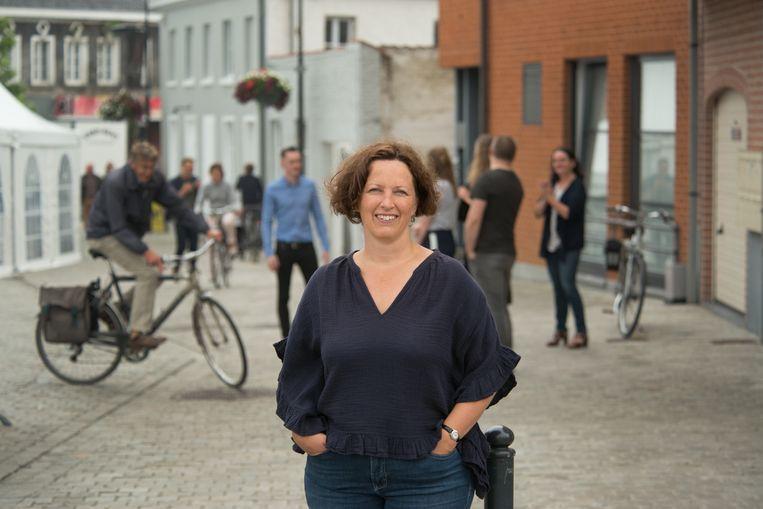 Mieke Schauvliege uit Aalter.