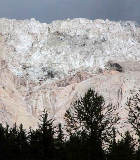 Un glacier du Mont-Blanc menace de se détacher, évacuation en cours