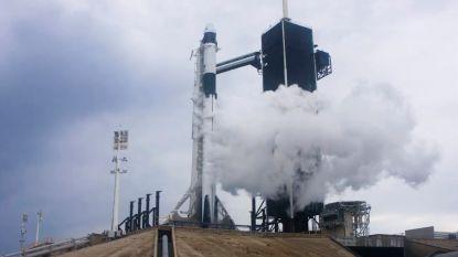 Waarom de eerste bemande missie van Falcon-9-draagraket op het laatste moment werd afgeblazen