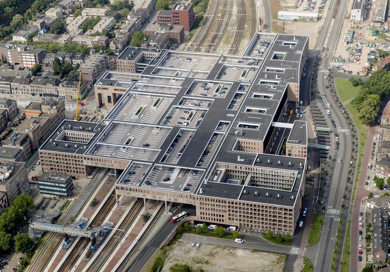 Luchtfoto van Breda.