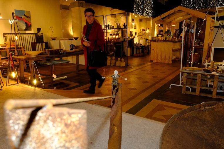 De decemberwinkel vindt dit jaar een plaats in de Missiehuiskapel.