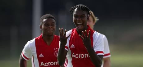 Joel Ideho kan Willem II een flink bedrag opleveren door overgang naar Arsenal