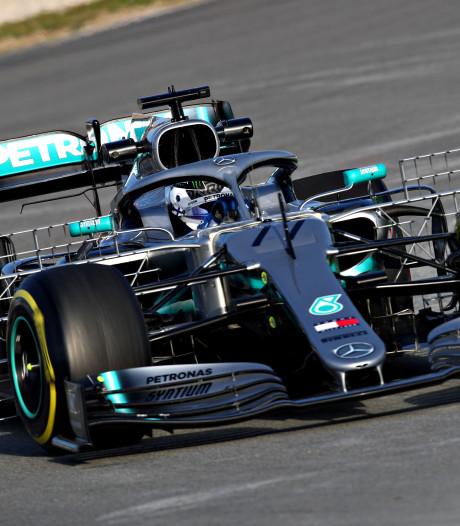 Doel van de F1-testdagen: data verzamelen en vertrouwen tanken