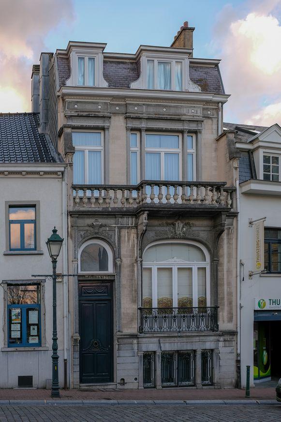 Voorlopige bescherming van het burgerhuis Delacroix