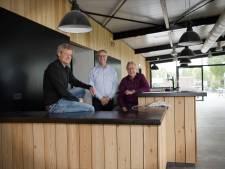 Na vijftien jaar neemt SV Nieuwleusen eindelijk afscheid van het oude clubhuis