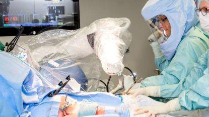 Robot helpt chirurg bij plaatsing knie- en heupprotheses