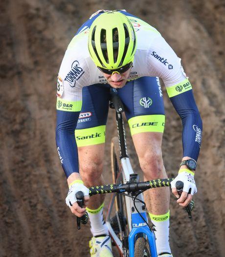 Onfortuinlijke Lammertink mist Strade Bianche, Veldhovenaar Van Kessel vervangt hem