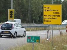 Politiecontroles op A1 bij Deventer lijken te werken: 'Wegwerkers voelen zich stuk veiliger nu'