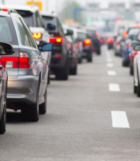 Beneluxtunnel weer open na verkeersongeval