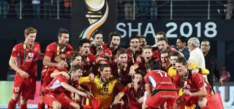 La Belgique candidate à l'organisation de la Coupe du monde de hockey 2022
