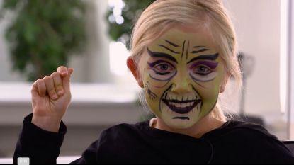 Halloween staat voor de deur.... zo maak je , in 5 stappen, van je kind een kleine heks.