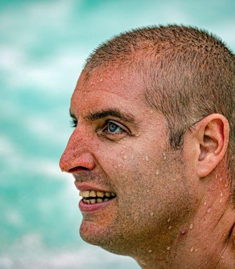 Maarten van der Weijden gaat thuis triatlon doen tegen  kanker