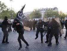 Protest in Parijs na uitslag presidentsverkiezingen