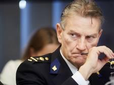 Hartinfarct oud-korpschef Gerard Bouman in VS