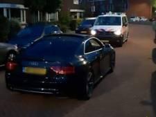 Vier verdachten in Nieuwegein aangehouden voor poging autodiefstal in Rotterdam