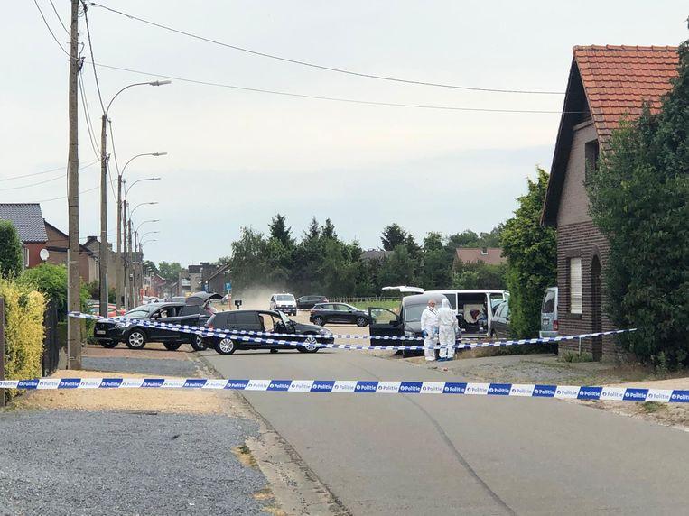 Mia Tielens werd dit jaar vermoord door haar partner.