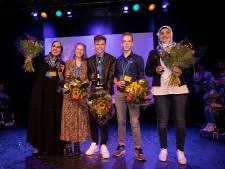 Jerald de Leeuw 'Student van het jaar' bij KW1C in Den Bosch