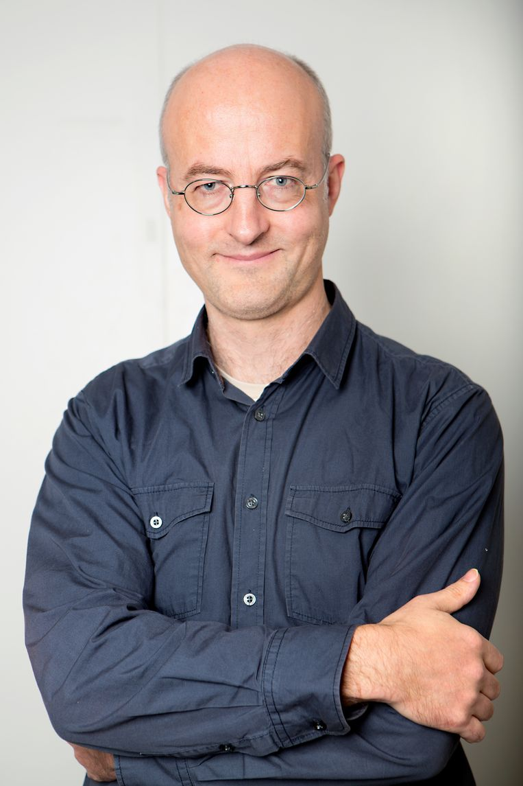 Olaf Tempelman.  Beeld Najib Nafid