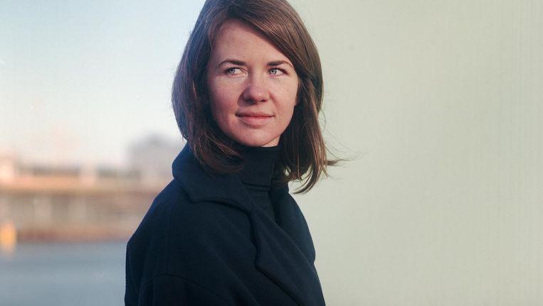 Anne Breure: 'Het begint ermee dat we kunstenaars betalen zoals wij vinden dat ze betaald moeten worden' Beeld Marc Driessen