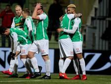FC Dordrecht stunt met overtuigende triomf op leider Fortuna Sittard
