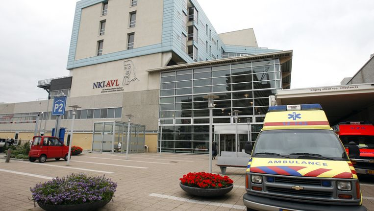 Het Nederlands Kanker Instituut Antoni van Leeuwenhoek Ziekenhuis (NKI-AVL) in Amsterdam. Beeld anp