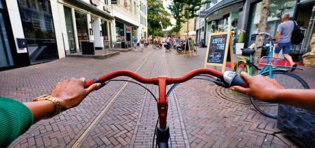 En alweer een campagne om iedereen op de fiets te krijgen: 'Hé Enschedeër!' Ga es fietsen joh!