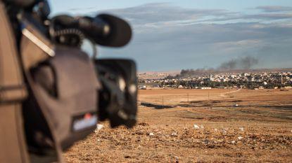 Britse nieuwsploeg aangevallen door regeringstroepen in Syrië