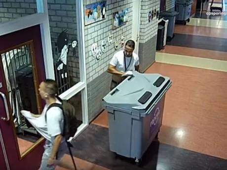 'Zeer brutale' Scholenbende liep met kliko vol camera's het Astrum College uit in Velp
