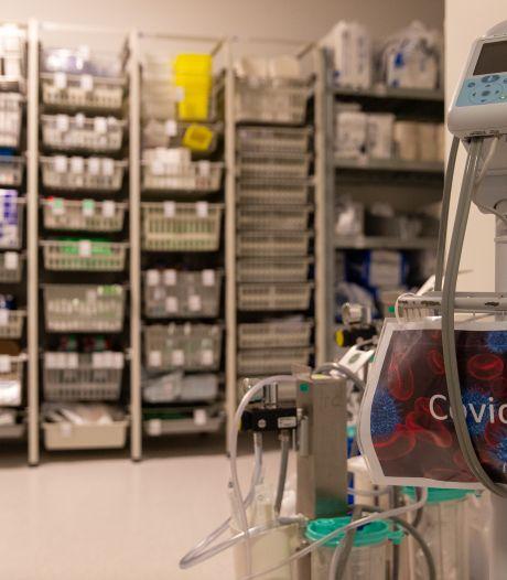 Les hôpitaux en phase 2 début novembre si les chiffres continuent à grimper