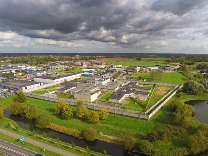 De Piet Roordakliniek in Zutphen, de afkickkliniek voor veroordeelde criminelen.