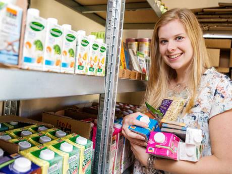 Mijdrechtse wil vegashop met lunchroom in Gouda