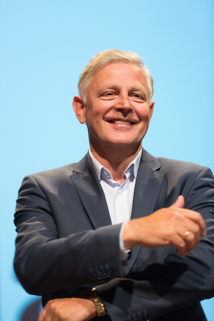 Wethouder De Jager: ,,Vroeg gaan praten werkt beter dan boetes.''