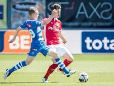 PEC heeft in Zwolle het meeste moeite met PSV