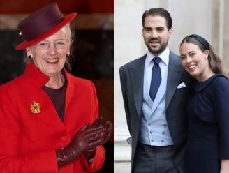 De belevenissen van royals: Deense koningin moet plannen veranderen en Griekse prins trouwt met zijn grote liefde