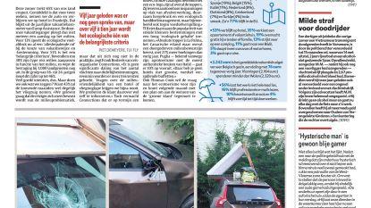 4 op 10 Belgen willen reisgedrag aanpassen om milieu te sparen
