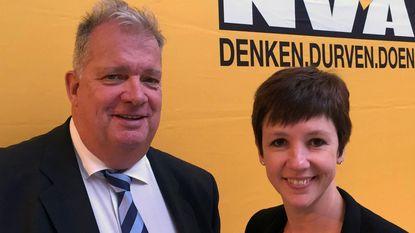 N-VA trekt met Jo Vanmechelen en Sabine Wyns naar kiezer