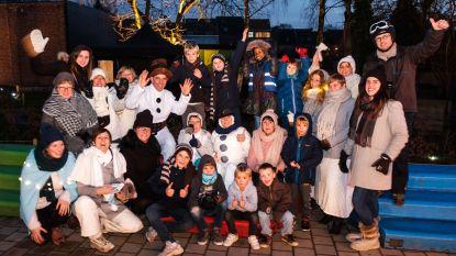 Winterwonderland in basisschool Sint-Jozef