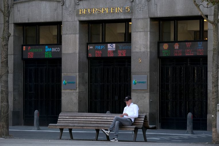 Er werd een jaar lang gesleuteld aan een nieuw pensioenstelsel.  Beeld Getty Images