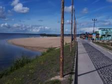 Nieuw - en stiller - Walhalla op Strandeiland Harderwijk
