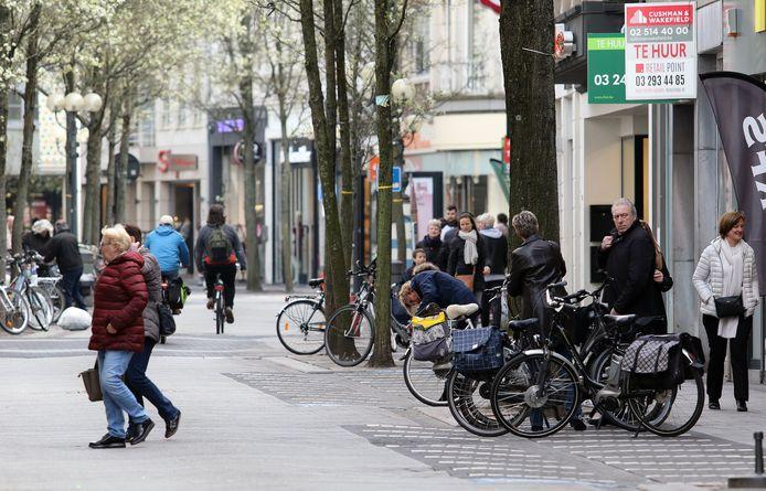 De Gasthuisstraat in Turnhout