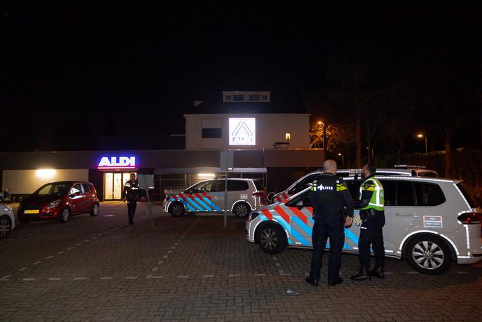 Overval Aldi Tilburg