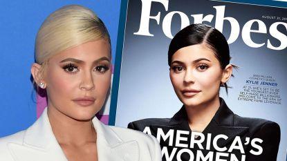 "Forbes krabbelt terug: ""Kylie Jenner heeft gesjoemeld en is toch geen miljardair"""