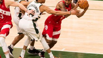 Toronto staat op één zege van grote finale tegen Golden State, dat wel Durant (even) moet missen