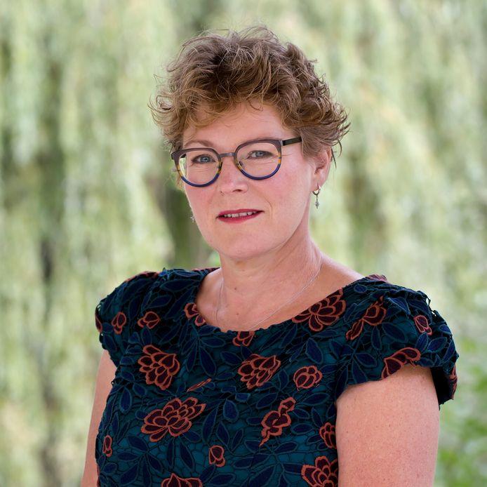 Greet Buter wordt de nieuwe burgemeester van Deurne. Ze s nu PvdA-wethouder in Laarbeek.