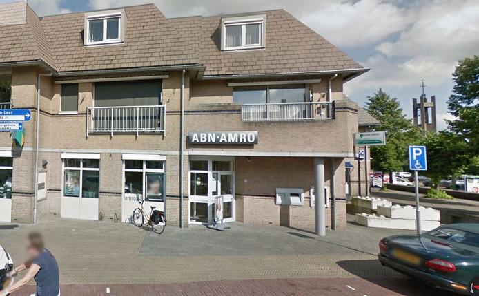Kantoor ABN AMRO in Prinsenbeek.