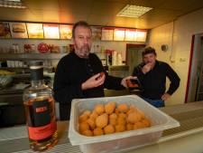 Bitterballen met whisky te koop in Kampen: 'Deze drank kent iedereen'
