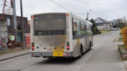 Defecte Lijnbus veroorzaakt verkeershinder