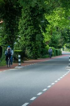 Het is nog wachten op deel fietsroute in Wageningen